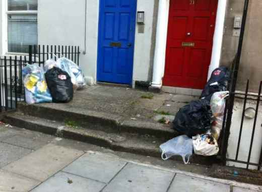 Blessington St D7, various dates, Nov 2012