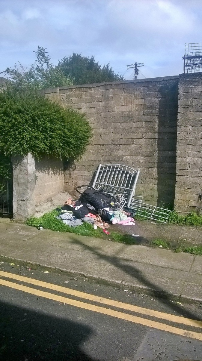 Sent in twice & you can see why -> Phibsboro, D7. Apr 17 2018
